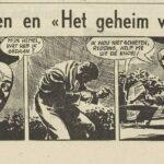 Paul Vlaanderen strip Het geheim van de safari 17