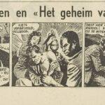 Paul Vlaanderen strip Het geheim van de safari 18
