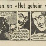 Paul Vlaanderen strip Het geheim van de safari 23