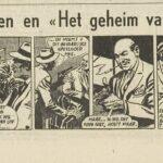 Paul Vlaanderen strip Het geheim van de safari 26