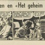 Paul Vlaanderen strip Het geheim van de safari 28