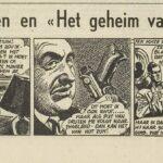 Paul Vlaanderen strip Het geheim van de safari 30
