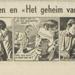 Paul Vlaanderen strip Het geheim van de safari 32