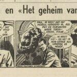 Paul Vlaanderen strip Het geheim van de safari 34