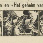 Paul Vlaanderen strip Het geheim van de safari 35