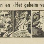 Paul Vlaanderen strip Het geheim van de safari 36