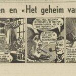 Paul Vlaanderen strip Het geheim van de safari 37