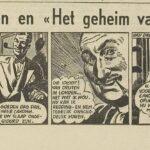 Paul Vlaanderen strip Het geheim van de safari 38