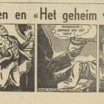 Paul Vlaanderen strip Het geheim van de safari 43