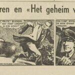 Paul Vlaanderen strip Het geheim van de safari 45