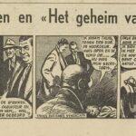 Paul Vlaanderen strip Het geheim van de safari 46