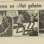 Paul Vlaanderen strip Het geheim van de safari 47
