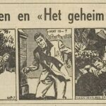 Paul Vlaanderen strip Het geheim van de safari 48