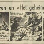 Paul Vlaanderen strip Het geheim van de safari 49