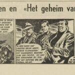 Paul Vlaanderen strip Het geheim van de safari 51