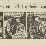 Paul Vlaanderen strip Het geheim van de safari 56