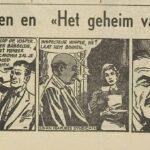 Paul Vlaanderen strip Het geheim van de safari 58