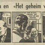 Paul Vlaanderen strip Het geheim van de safari 59