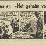Paul Vlaanderen strip Het geheim van de safari 60
