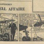 Paul Vlaanderen strip De Cordwell affaire 17