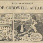 Paul Vlaanderen strip De Cordwell affaire 18
