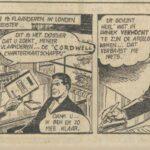 Paul Vlaanderen strip De Cordwell affaire 45