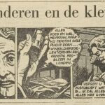 Paul Vlaanderen strip De kleptomaan 13