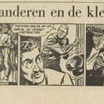 Paul Vlaanderen strip De kleptomaan 17