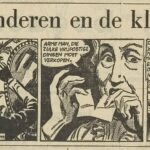 Paul Vlaanderen strip De kleptomaan 20