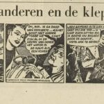 Paul Vlaanderen strip De kleptomaan 24