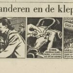 Paul Vlaanderen strip De kleptomaan 25