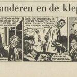Paul Vlaanderen strip De kleptomaan 27