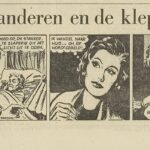 Paul Vlaanderen strip De kleptomaan 30