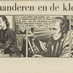 Paul Vlaanderen strip De kleptomaan 32