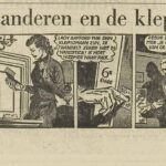 Paul Vlaanderen strip De kleptomaan 33