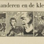 Paul Vlaanderen strip De kleptomaan 34