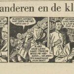 Paul Vlaanderen strip De kleptomaan 35