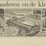 Paul Vlaanderen strip De kleptomaan 36