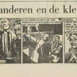 Paul Vlaanderen strip De kleptomaan 38