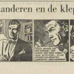 Paul Vlaanderen strip De kleptomaan 39
