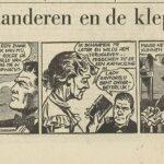 Paul Vlaanderen strip De kleptomaan 40