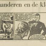 Paul Vlaanderen strip De kleptomaan 41