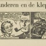 Paul Vlaanderen strip De kleptomaan 42