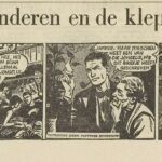 Paul Vlaanderen strip De kleptomaan 43