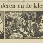 Paul Vlaanderen strip De kleptomaan 44