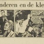 Paul Vlaanderen strip De kleptomaan 45