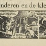 Paul Vlaanderen strip De kleptomaan 49