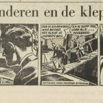 Paul Vlaanderen strip De kleptomaan 50