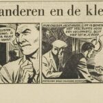 Paul Vlaanderen strip De kleptomaan 52