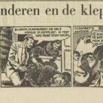 Paul Vlaanderen strip De kleptomaan 53